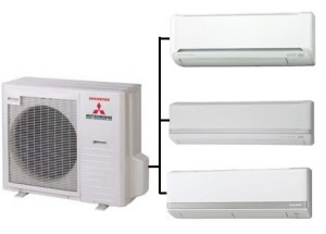 Warmtepomp airco prijs
